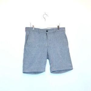 Lululemon Gray golf shorts. Size 38